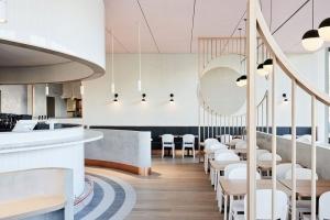 Bubble tea restaurant design
