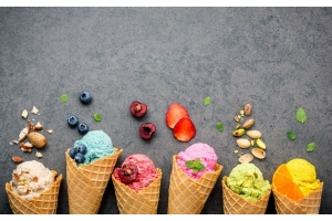 ice cream business