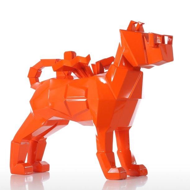 fiberglass dog