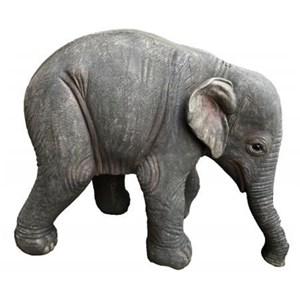 fiberglass elephants