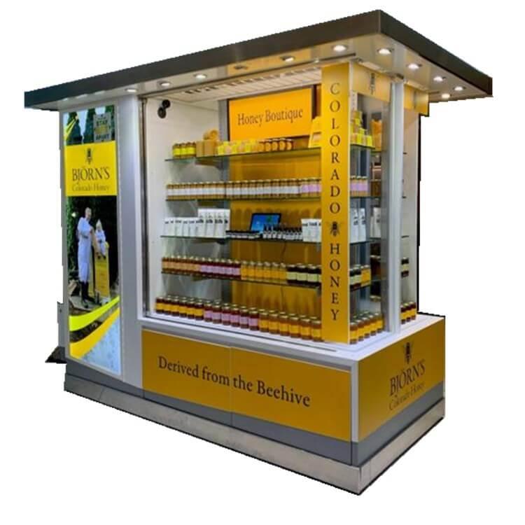 honey kiosk