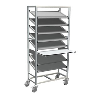 pharmacy pullout tray shelf manufacture