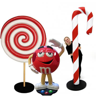 over_sized_ candy_statue