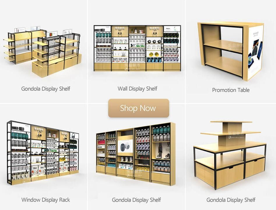 mobile phone shop furniture