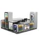 cellphone kiosk design