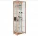 glass cabinet boutique display