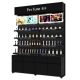 High-end perfume display cabinet cosmetic display stand with factory price used in retail shop