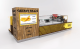 Churro display kiosk | new style fast-food stand for sale