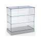 Phone shop glass display case