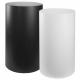 Display Column   Black Round Display Pedestal W/ Diameter 12