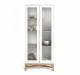 Glass display cabinet kitchen study cabinet trophy display for sales
