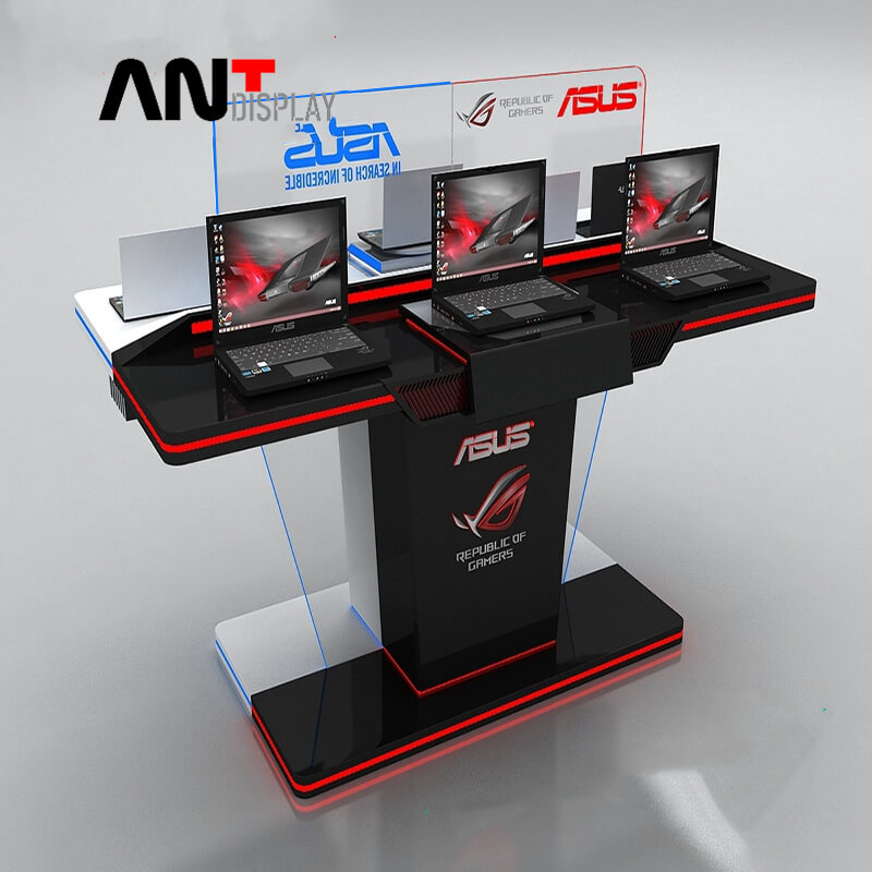 phone display table
