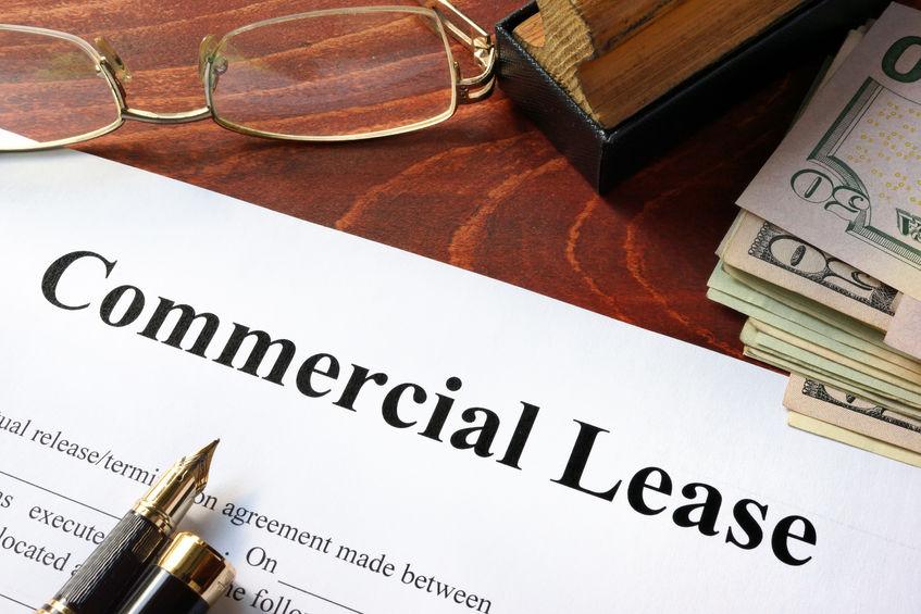 mall kiosk lease