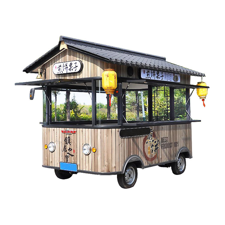 food truck trailers