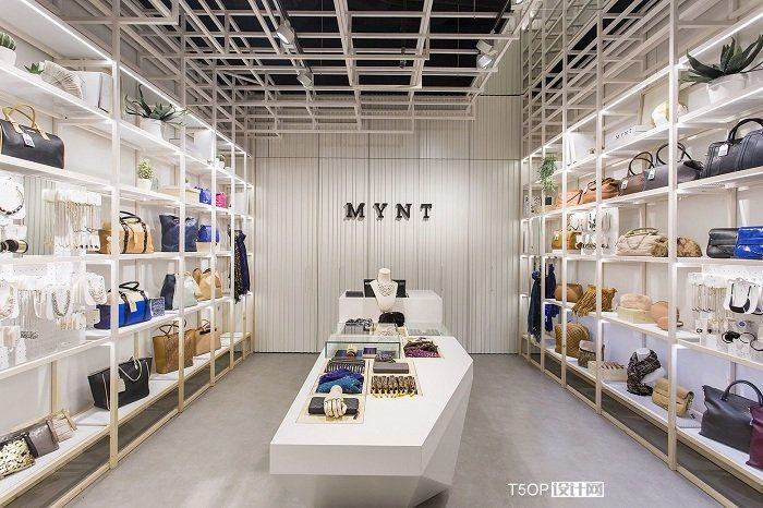 handbag store fixtures