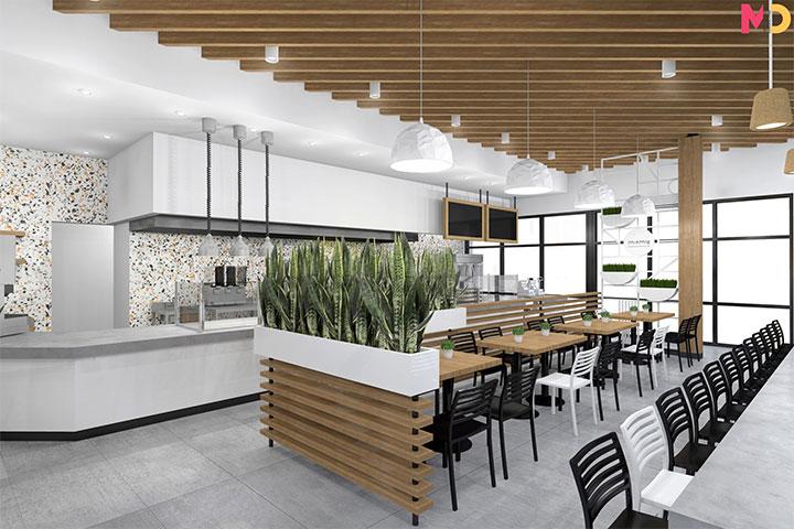 restaurant interior design & furniture