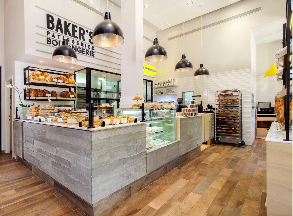 bakery design ideas