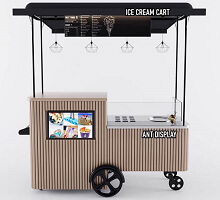 Ice Cream Carts For Sale