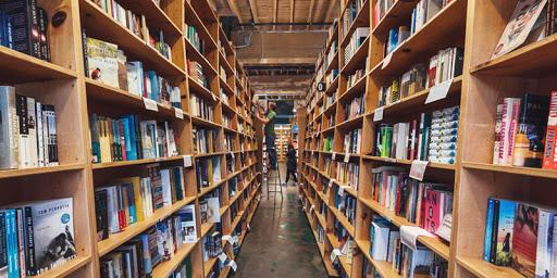 bookstore furniture