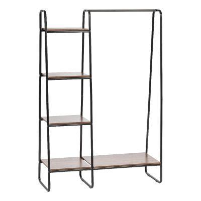 metal clothes rack