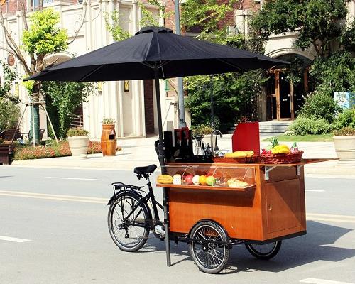 food bike for sale