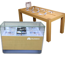 Cell Phone Display Tables & Counters