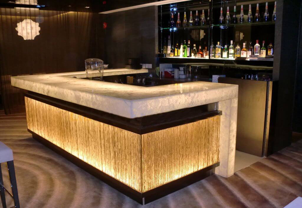 Stone Bar Counter