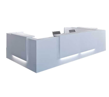 reception counter for office