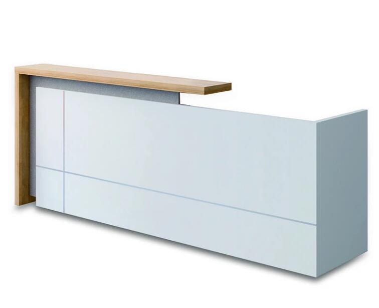 Rectangular Straight Reception Desk