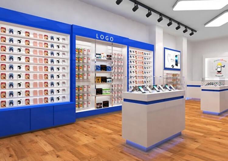 3d Store design