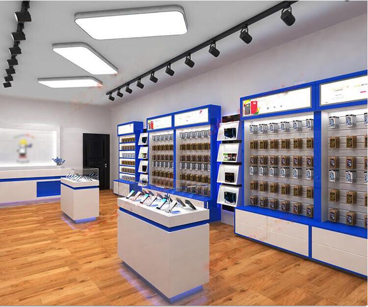 shop store interior design
