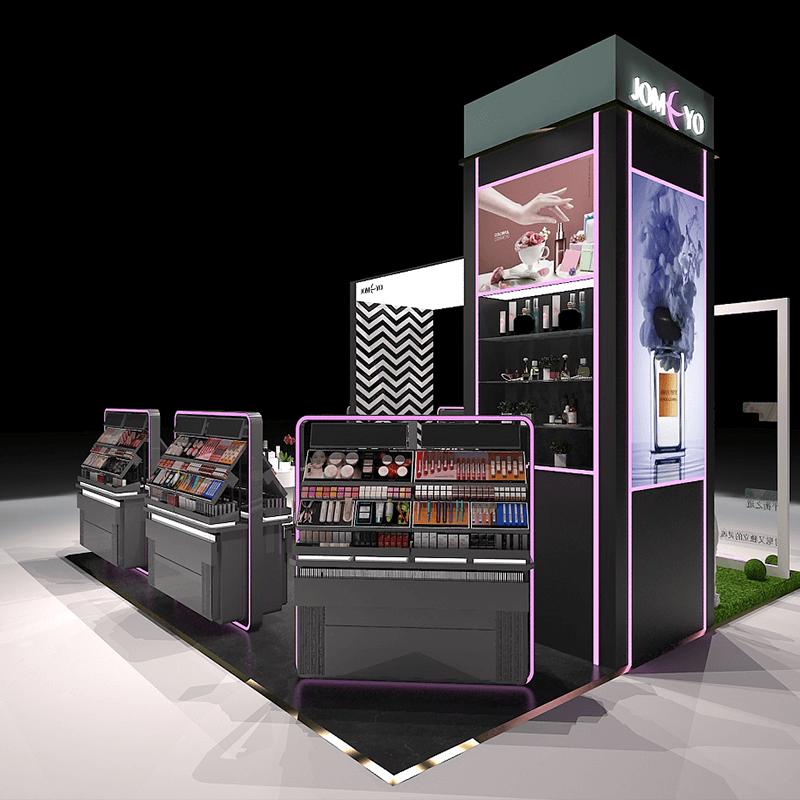 Cosmetic Open-plan Shop Design