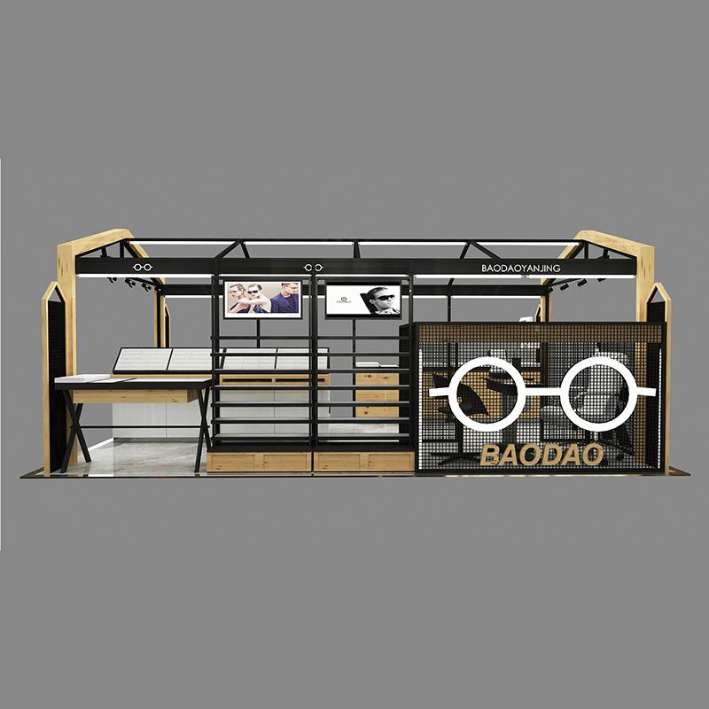 custom shop fixture