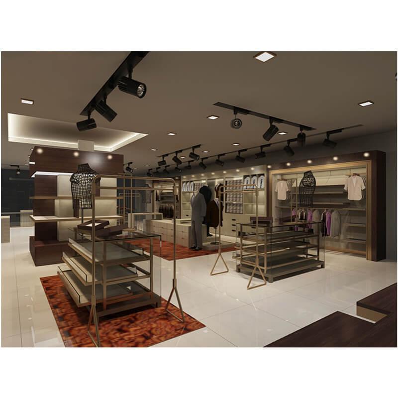 clothing store 3D design