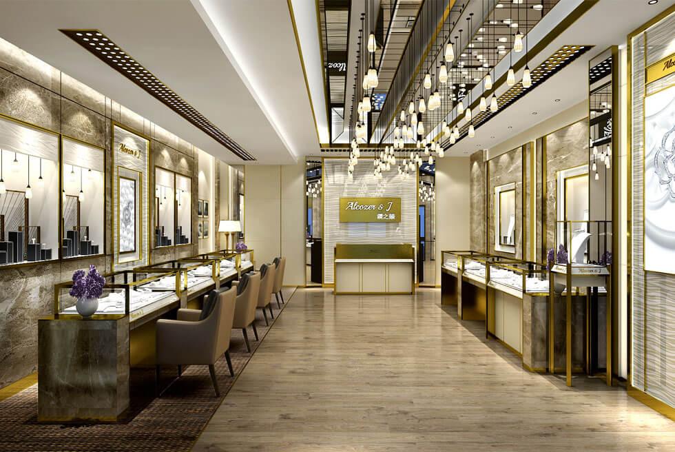 Diamond shopdesign