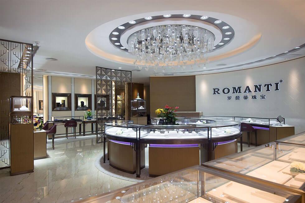 Jewelry Retail Shop Image