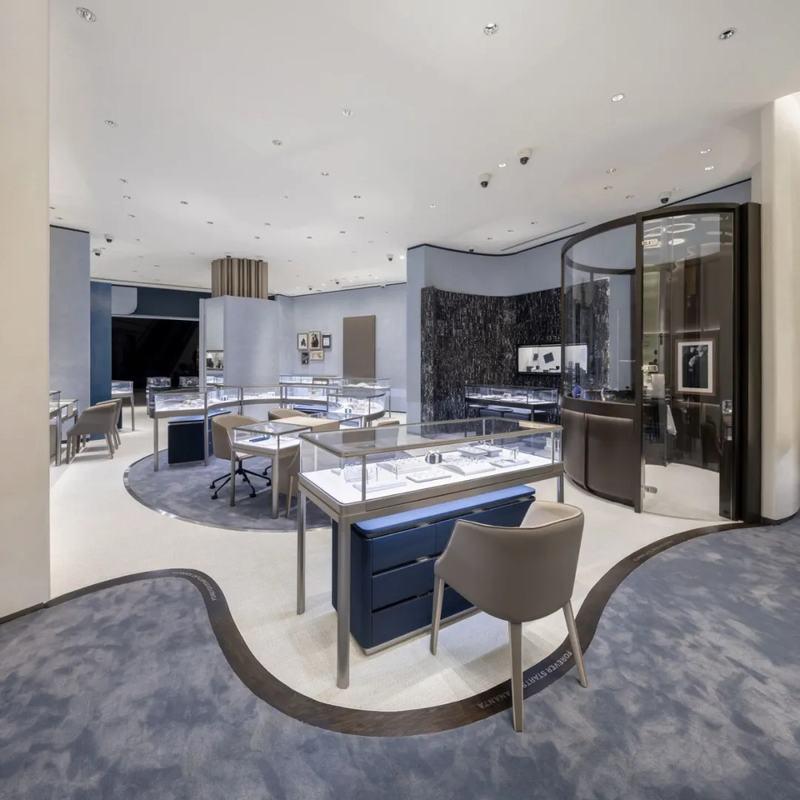 jewelry retail space design