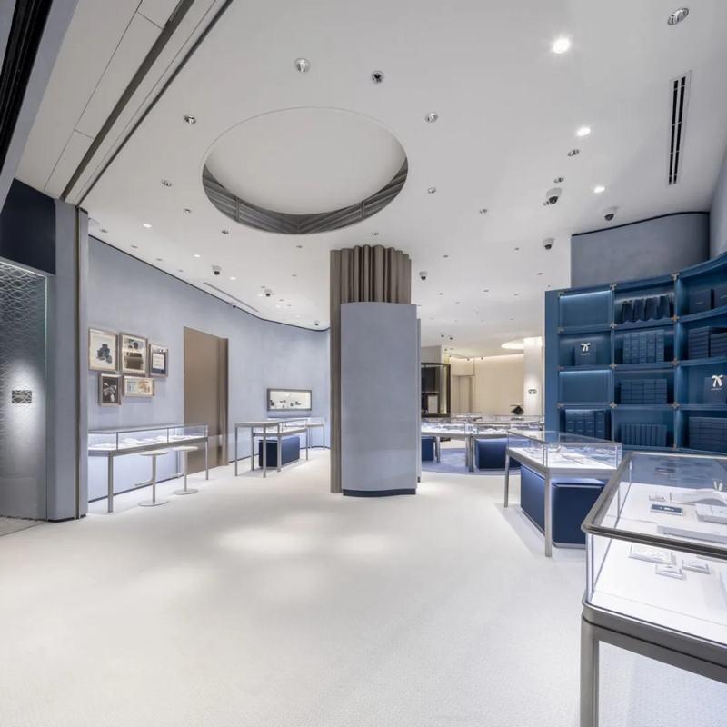 Jewelry counter design