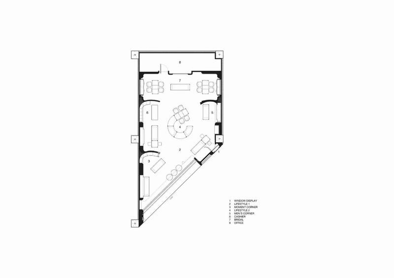 jewelry store layout design