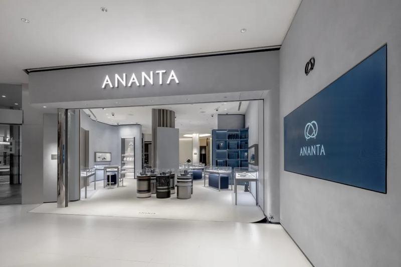 jewelry showroom store design