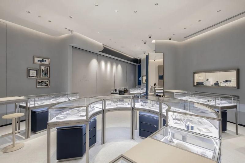 best jewelry shop design
