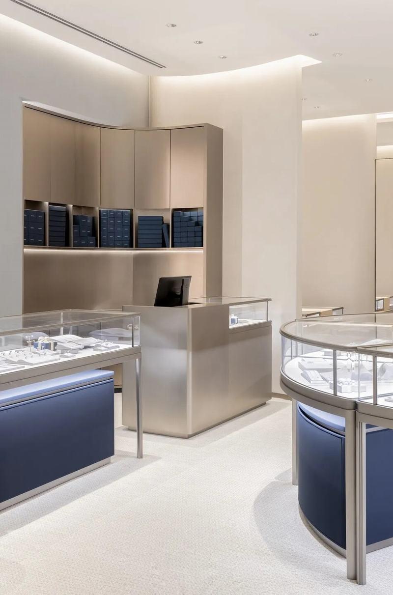 jewellery display design