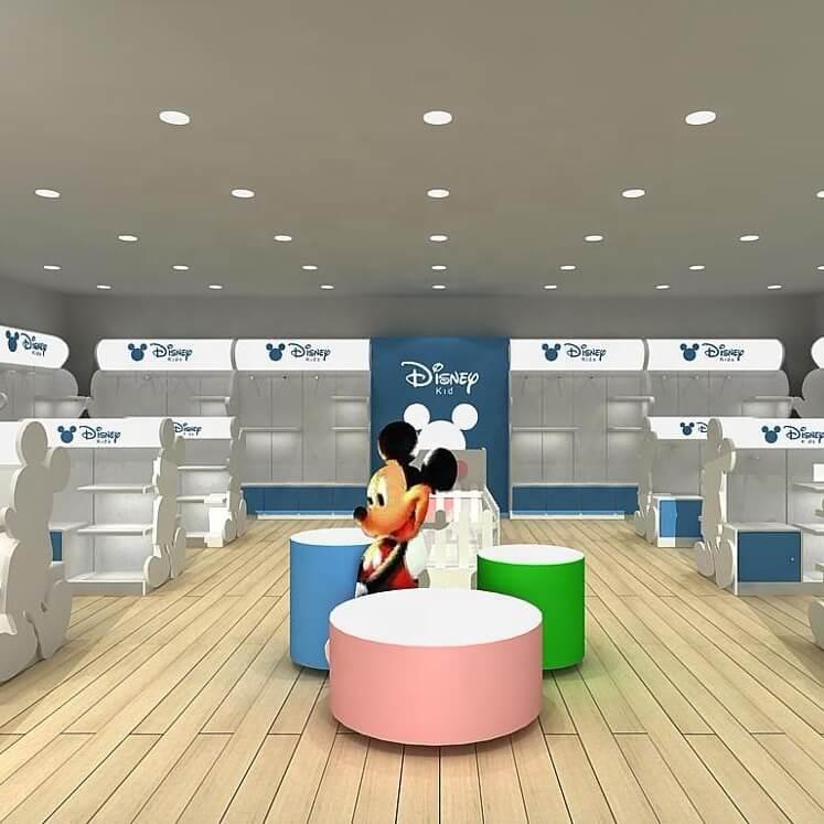 interior store design