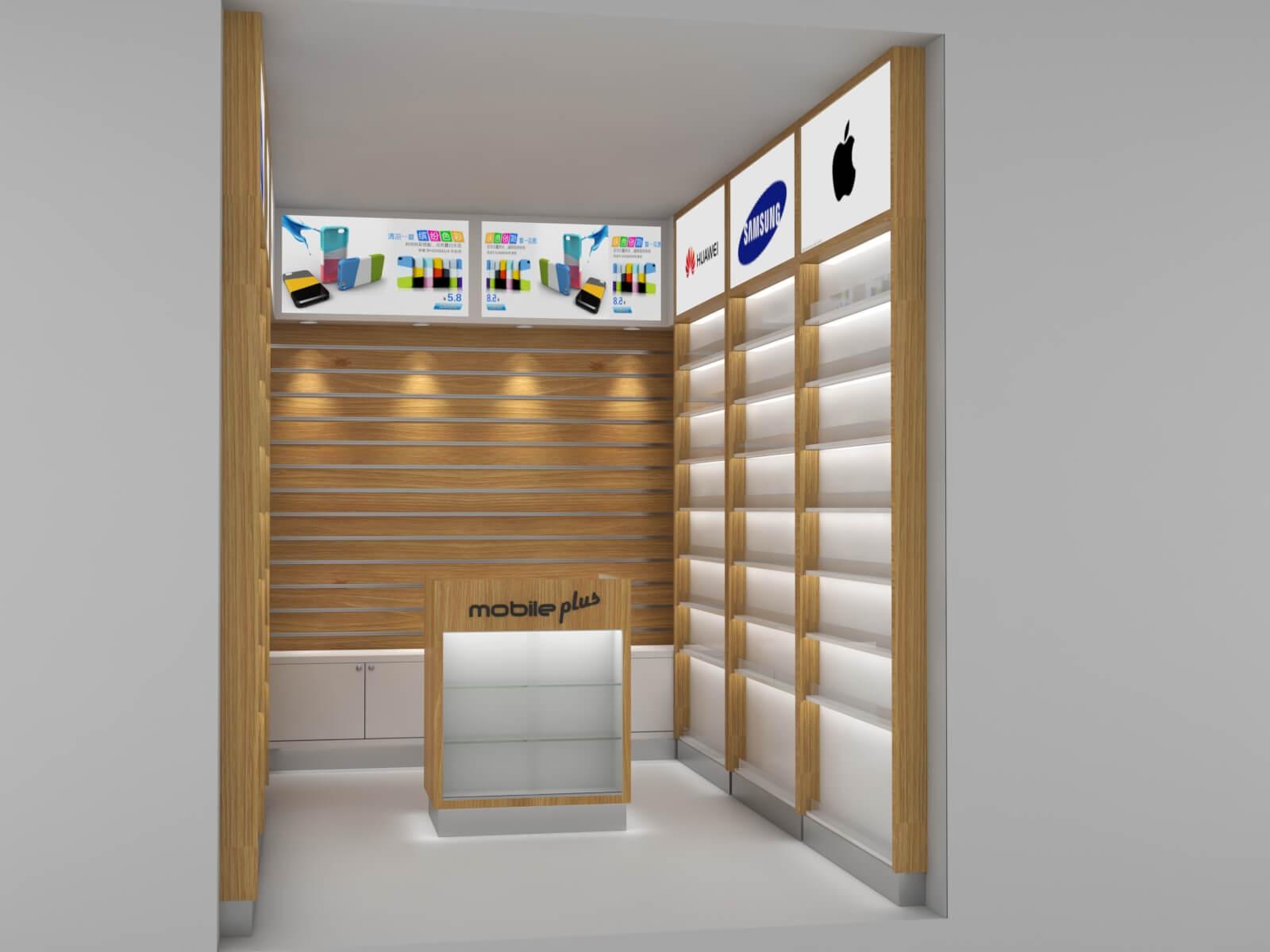 phone case shop design