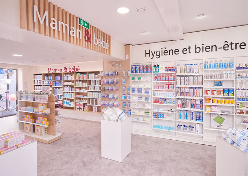 How to Make an Attractive Pharmacy Design?