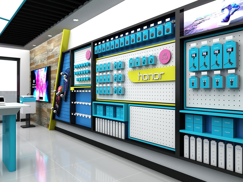 huawei store  design