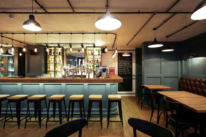 Cafe Design, Coffee Interior Design
