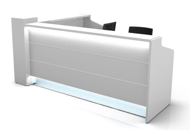 reception table for office