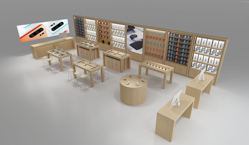 apple retail store  design
