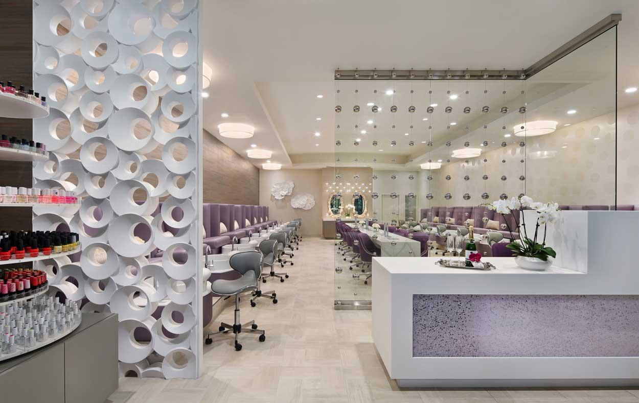 nail salon furniture
